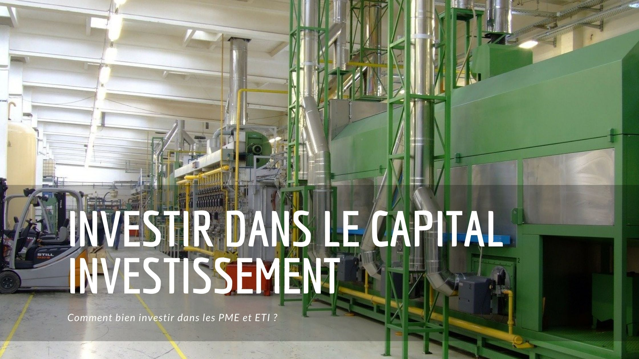 investir capital investissement