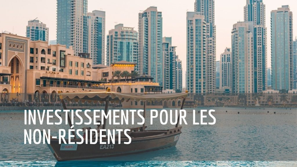 investissements non-resident expatrie
