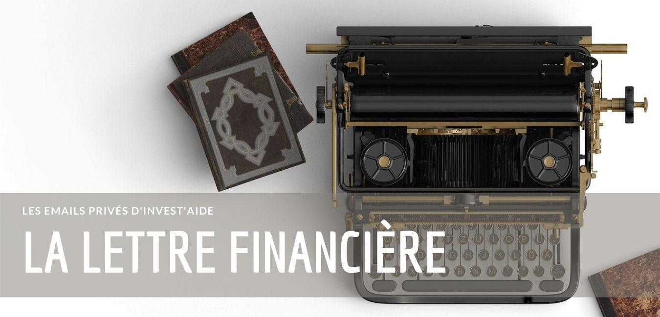 lettre financiere invest'aide